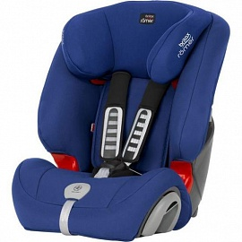 Автокресло Britax Romer EVOLVA 123 Plus Ocean Blue