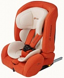 Автокресло Daiichi D-Guard Toddler Organic Pure Orange (ISOFIX)