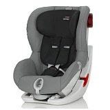 Автокресло Britax Romer KING II LS Steel Grey