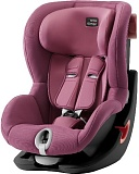 Автокресло Britax Romer KING II Black Series Wine Rose