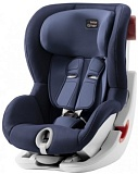 Автокресло Britax Romer KING II Moonlight Blue