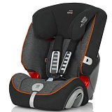 Britax Romer Evolva 123 Plus Black Marble Highline