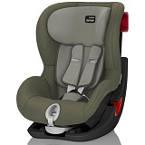Автокресло Britax Romer KING II Black Series Olive Green
